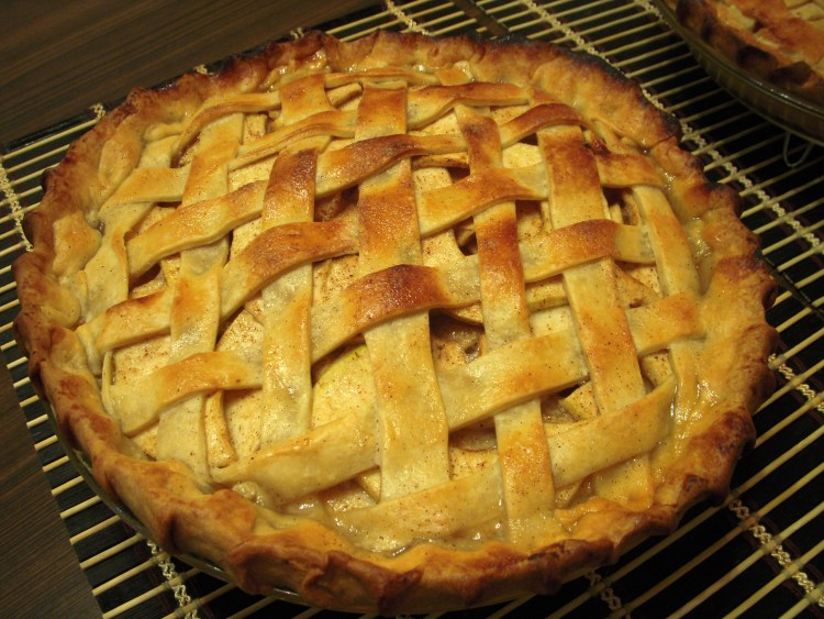 Apple Pie in the Oven is a big fall food cravings