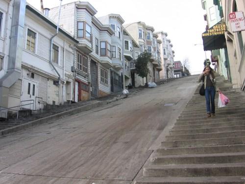 San Francisco classic Hill