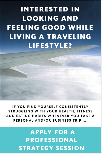 Apply For a professional strategy session with Mr. Travel Fitness