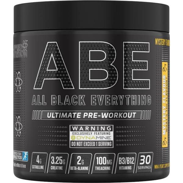 APPLIED NUTRITION – ABE Pre-Workouts 4
