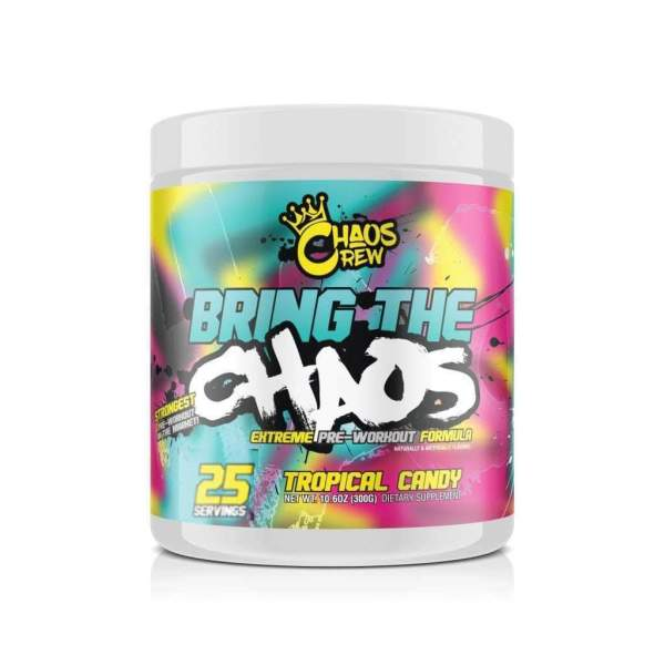 CHAOS CREW – Bring the Chaos Pre-Workouts 2