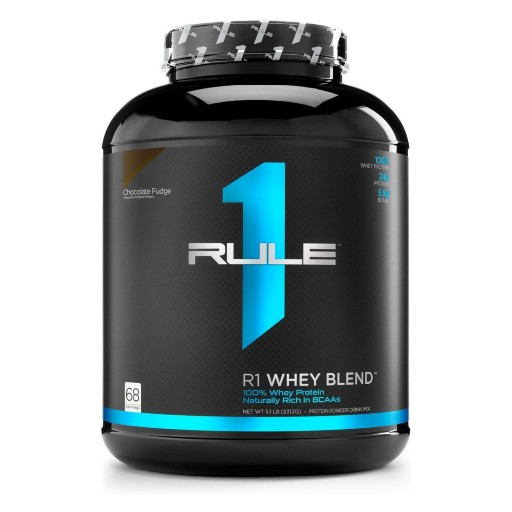 RULE 1 R1 – Whey Protein Blend 68 Servings Protein 2