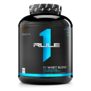 RULE 1 R1 – Whey Protein Blend 68 Servings Protein