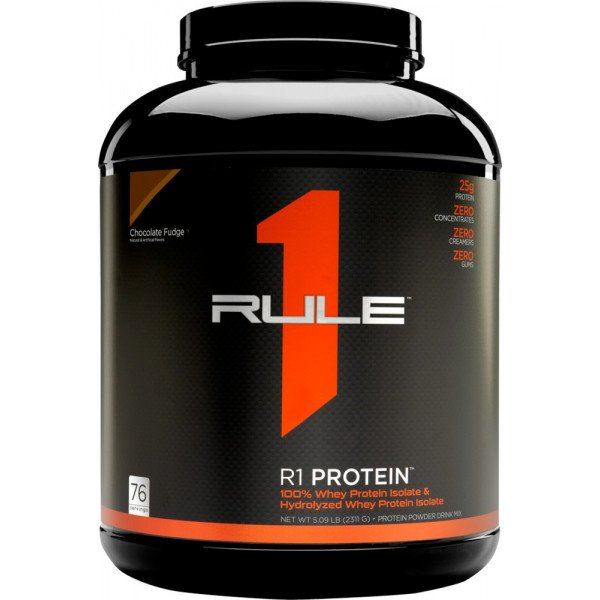 Rule 1 R1 – Protein 76 Servings Protein 2
