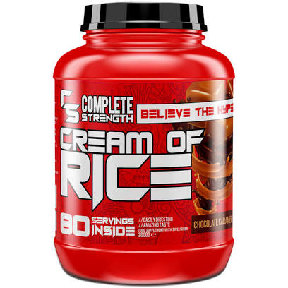 Complete Strength Cream of Rice General Health 2
