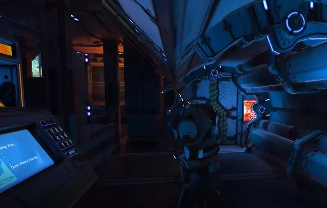 """Thrust Vector Teases """"Shared-Space"""" Multiplayer On Oculus Quest"""