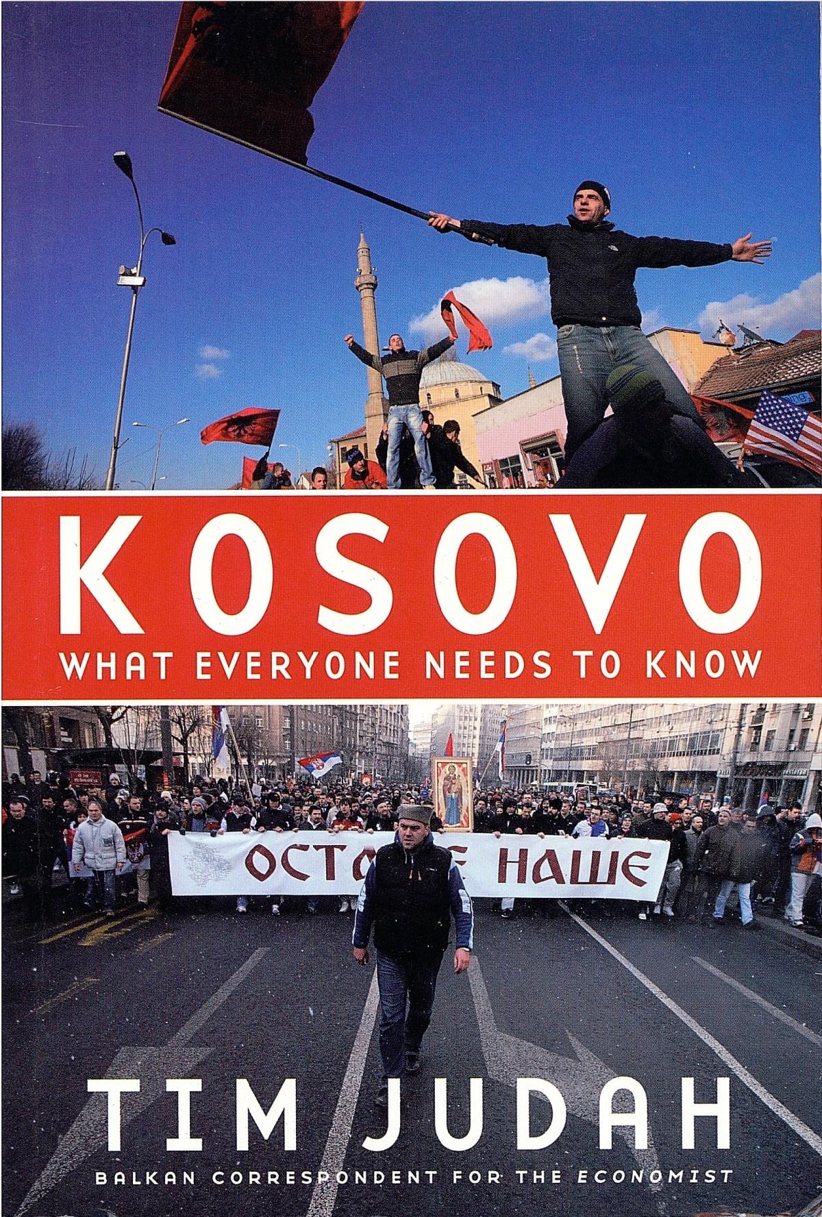 20100319 Kosovo cover