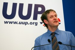 Duncan MORROW @UUPonline (c) Allan LEONARD