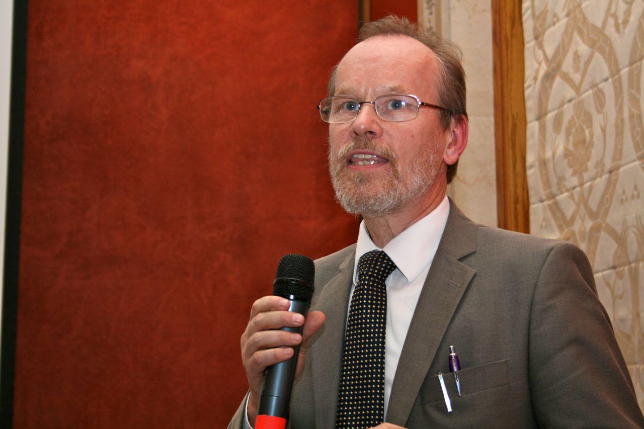 20111121 Inter-Faith Week - Edwin Graham