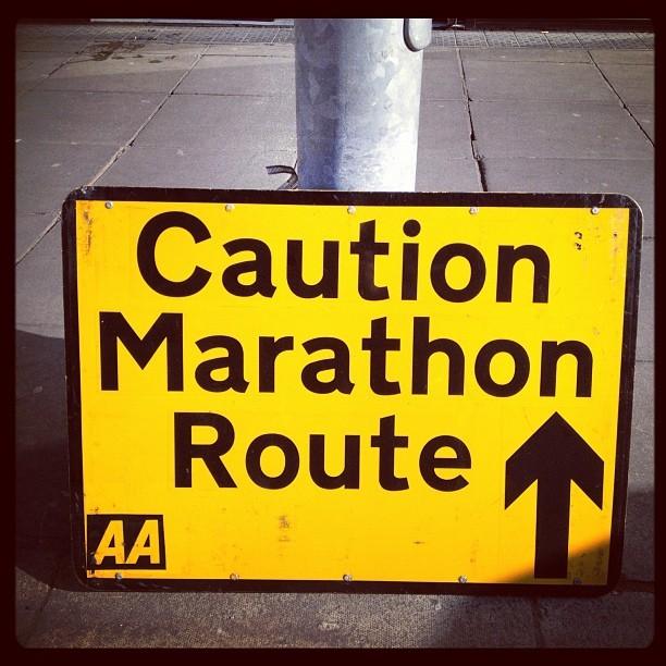 20120428 Caution Marathon Route