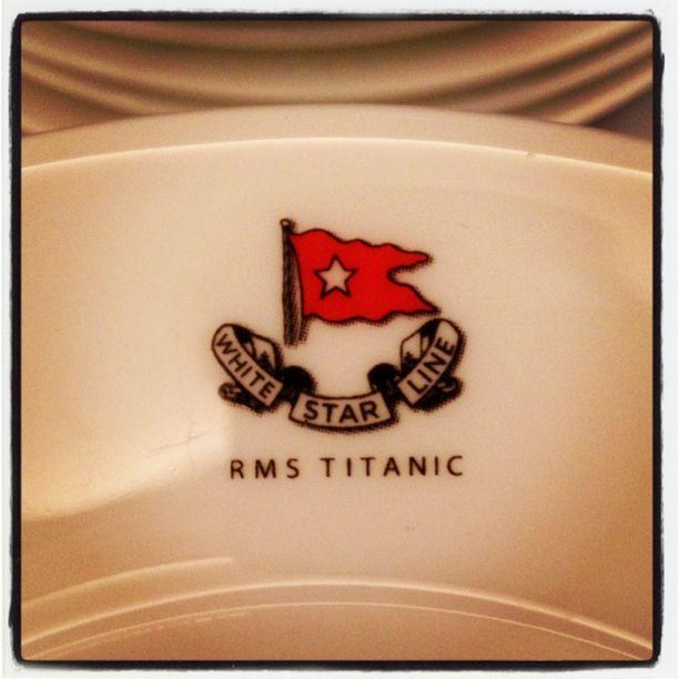 20120514 White Star Line plate
