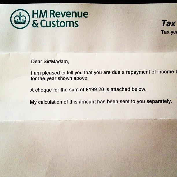 20120614 HMRC refund
