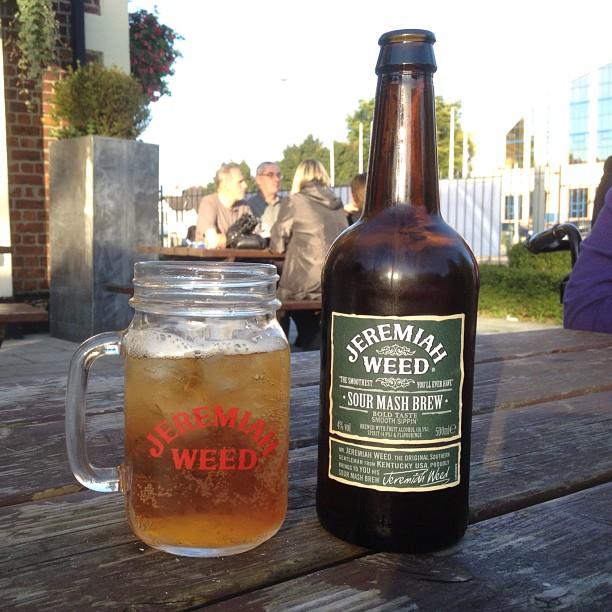 20120720 Jeremiah Weed Sour Mash Brew