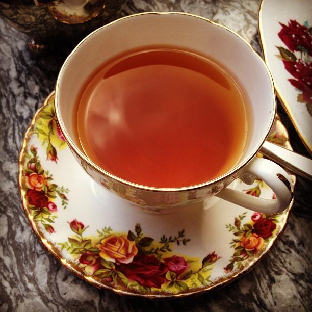 20120804 Delicious tea