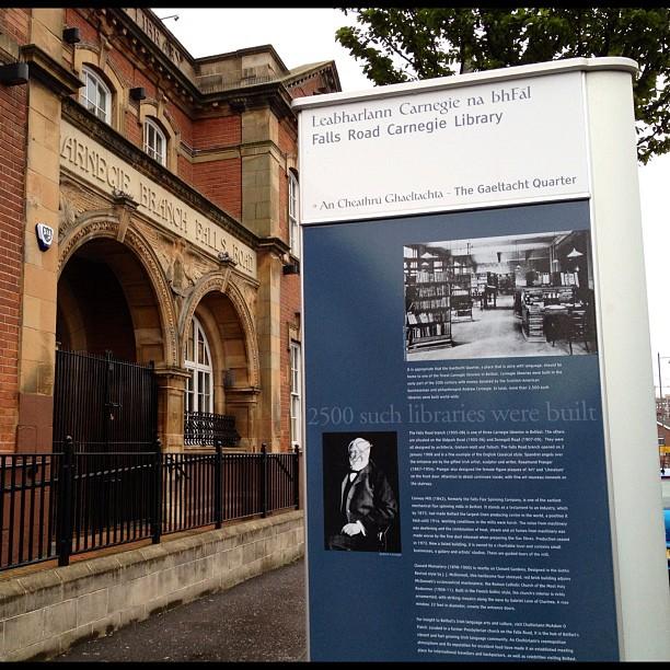 20120812 Falls Road Carnegie Library