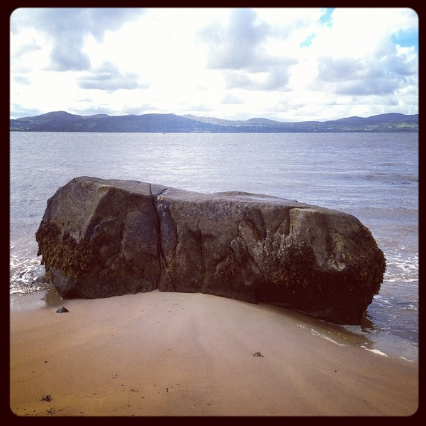 20120825 Lough Swilly rock