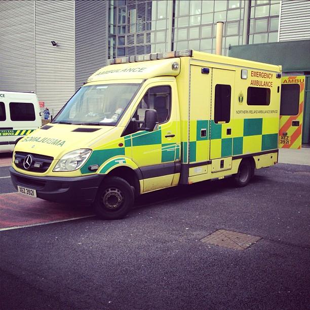 20121003 Emergency ambulance