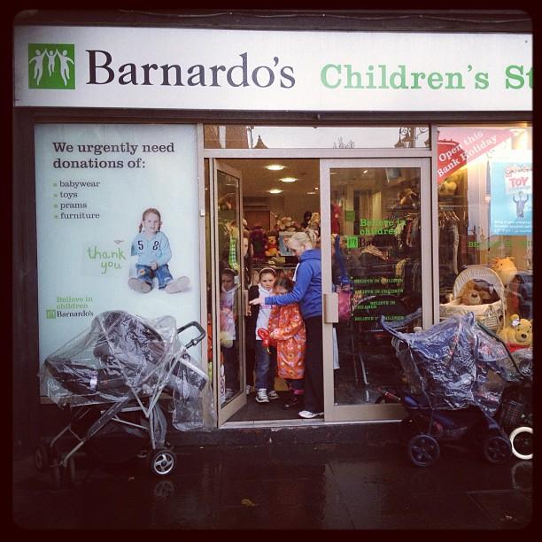 20121102 Barnardos Childrens Store