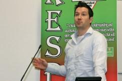 Kyle FERGUSON (University of Ulster) (c) Allan LEONARD @MrUlster