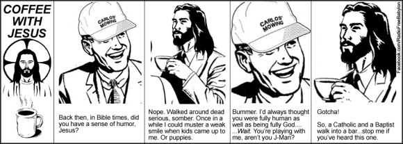 20140708 Coffee Jesus - Dead Serious