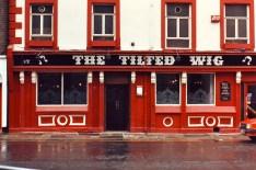 The Tilted Wig pub, Dublin, Ireland