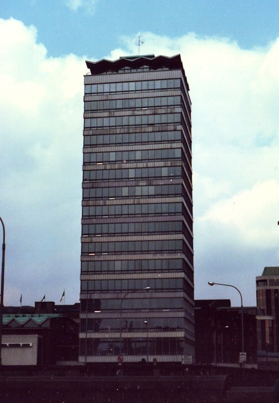 Ireland's tallest building (1986), Dublin, Ireland