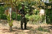 Security Duty. Kaduna, Nigeria.