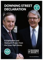 SharedFuture 20180122 - TheLinenHall - 1 DowningStreetDeclaration
