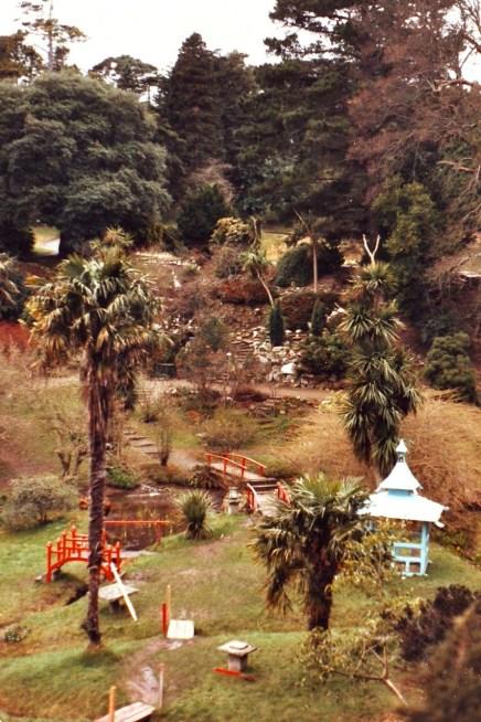 Japanese gardens, Powerscourt, Enniskerry, Co. Wicklow, Ireland