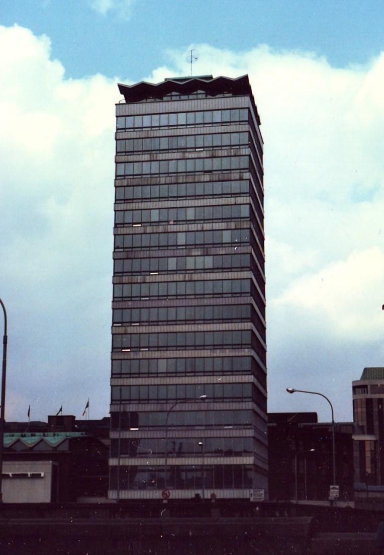 Ireland's tallest building (1986), Dublin, Ireland