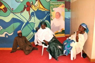 34 Years on the Throne. Kaduna, Nigeria.