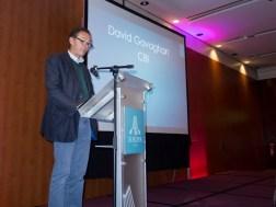 David GAVAGHAN (CBI). Civil Society Network launch, Europa Hotel, Belfast, Northern Ireland. #CivilSocietyNetwork