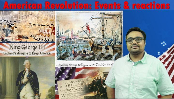 WHUS/P2: American Revolution: Events & reactions