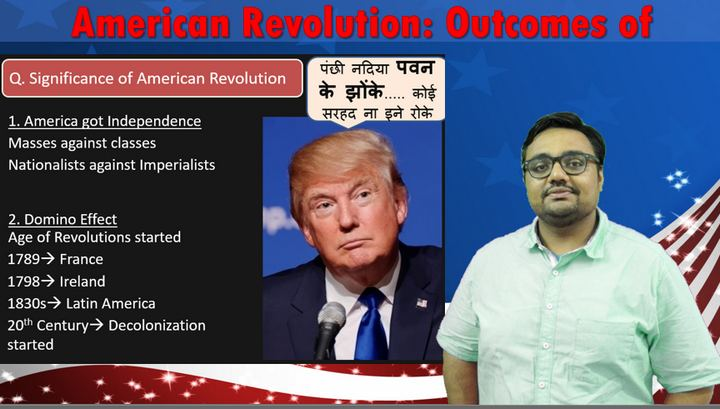 WHUS/P3: American Revolution: Outcomes of