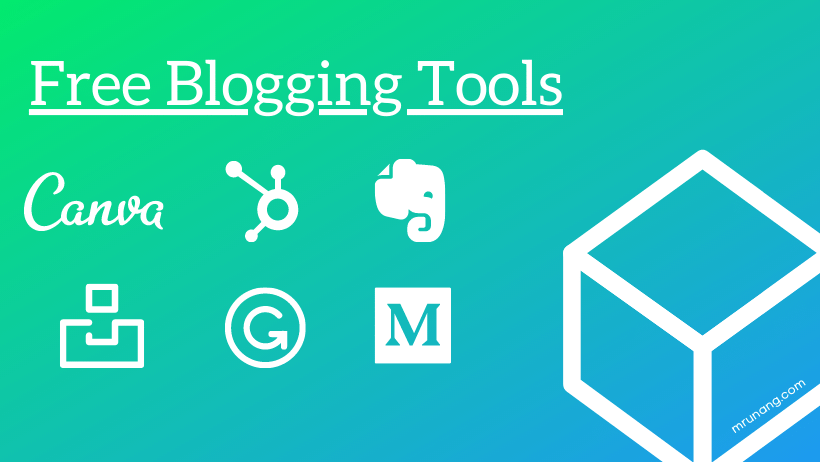 TOP 10 FREE BLOGGING TOOLS YOU MUST KNOW ABOUT