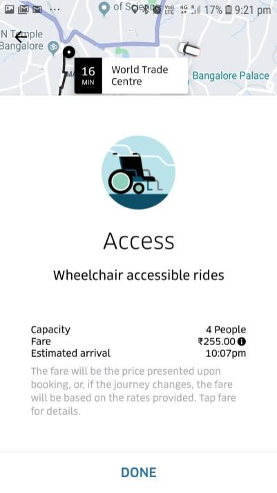 Uber Access 2