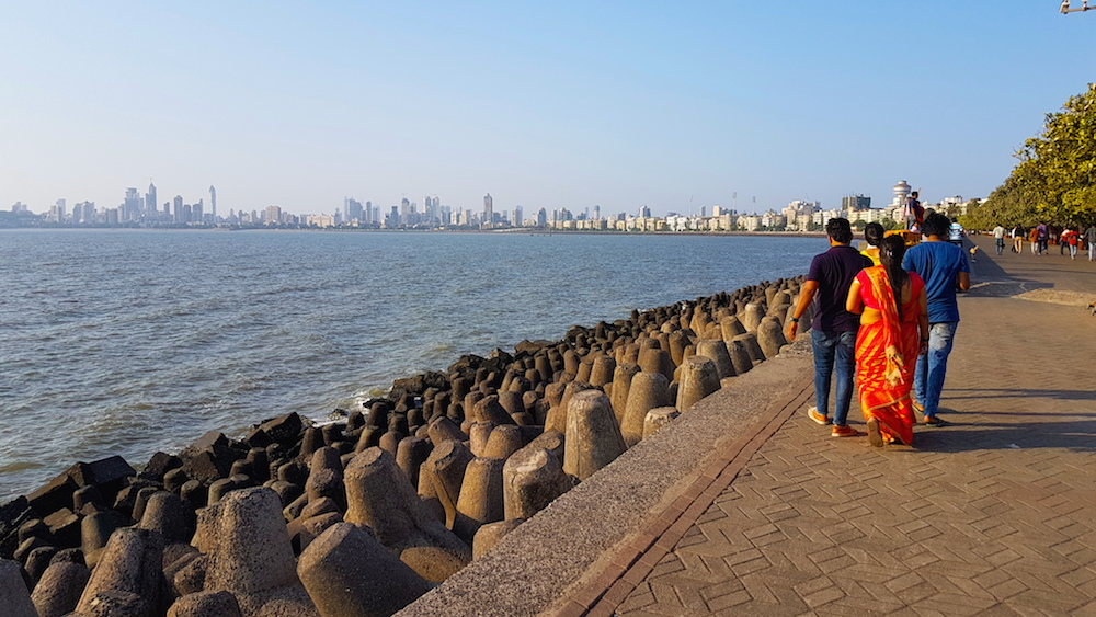 Marine Drive - Things to do in Mumbai on a wheelchair