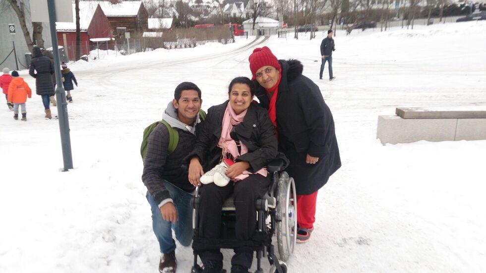 Traveling with disability gives me the utmost feeling of breaking barriers