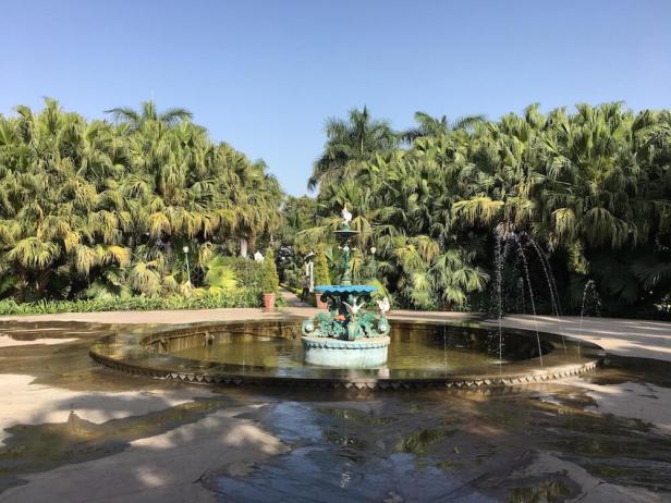 Raasleela Fountain