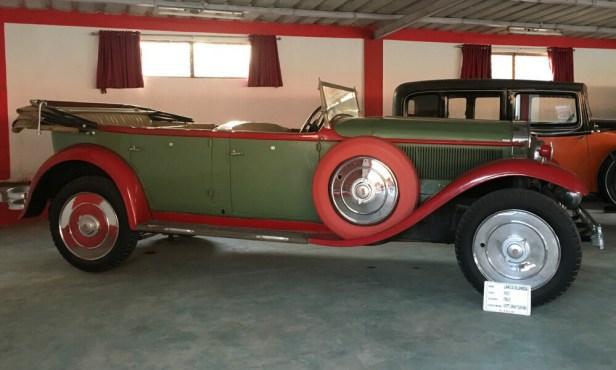 Lancia Dilambda, a 1931 model from Italy