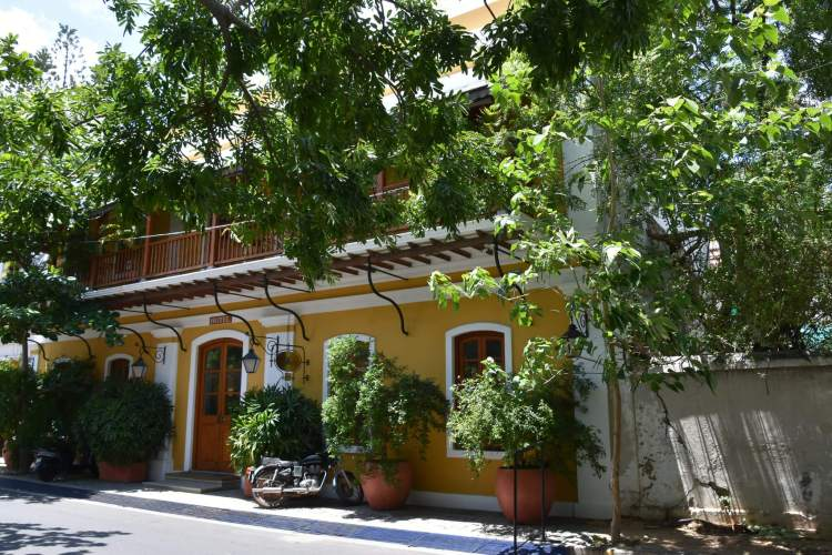 French Quarter Pondicherry