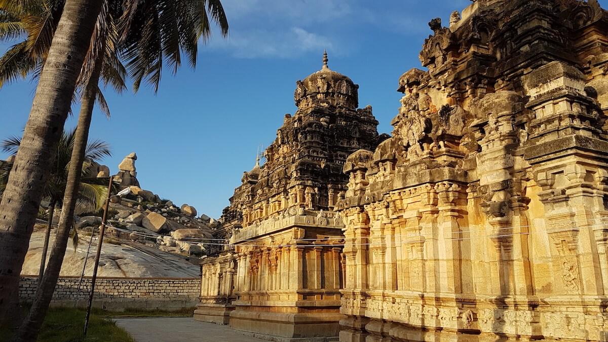 Ramalingeshwara temple in Kolar