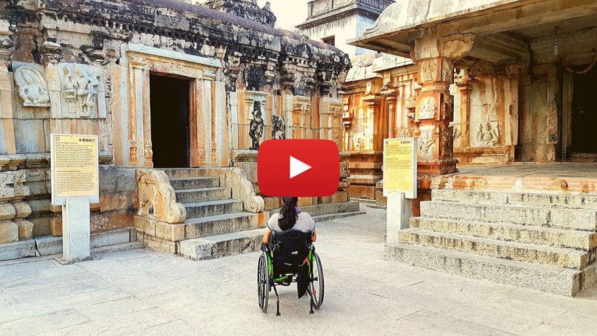 Ramalingeshwara temple near Bangalore