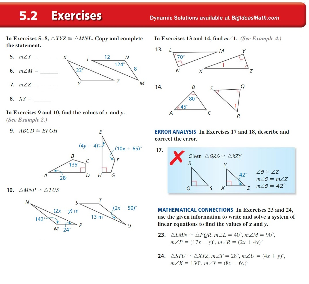 Homework 13 5 Polygons