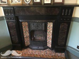 reinstating a victorian fireplace