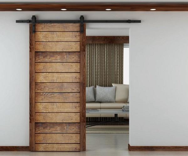 Modern conveniences - Sliding door gear from Pocket Door Shop
