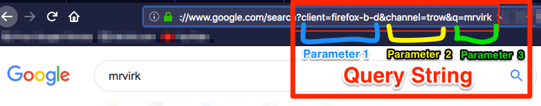Query String Example