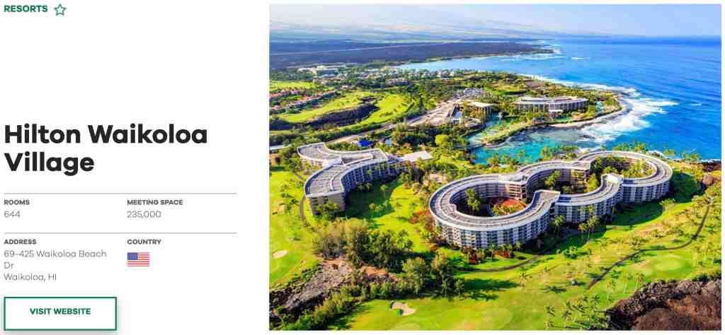 Hilton Waikoloa Village - PK Stock & Real Estate Analysis