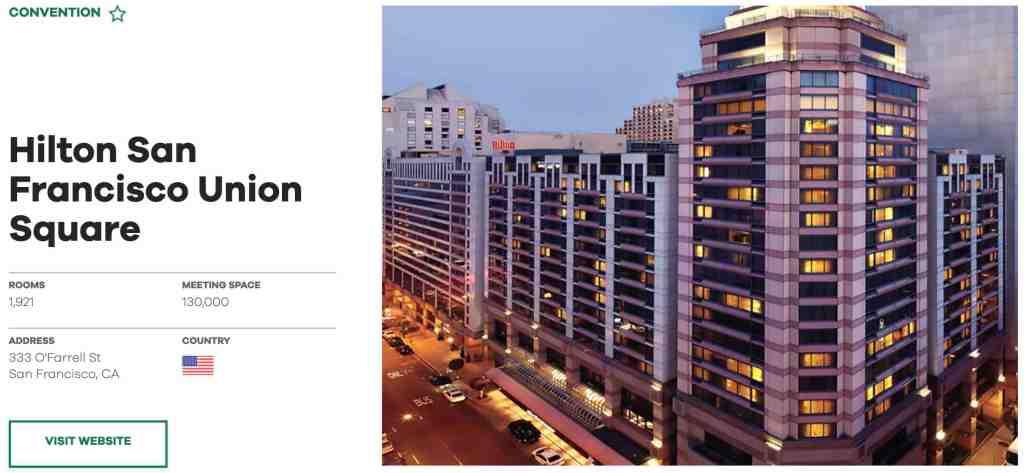 PK Real Estate Property & Stock Analysis - Hilton San Francisco Union Square