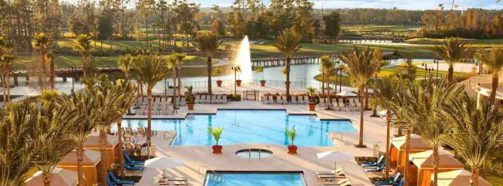 Waldorf Astoria Orlando Park hotels and resorts property - REIT